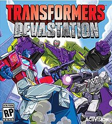 TRANSFORMERS DEVASTATION 100 PERCENT SAVEGAME