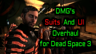 DMG's Suits And UI Overhaul for DS3
