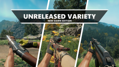 Unreleased Variety New Dawn Edition