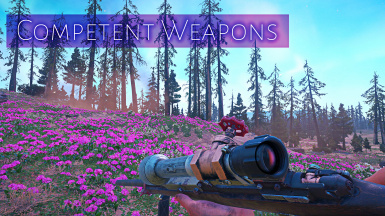 Far Cry New Dawn - Competent Weapons.