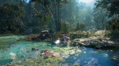 Simple Realistic 3D V1.0 for Far Cry New Dawn
