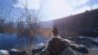 Simple Realistic 3D for Metro Exodus