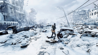 High Performance Reshade for only DX11 - Metro Exodus
