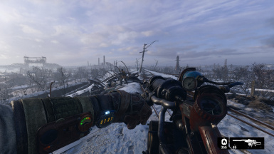 All Weapons - Modded Savegame