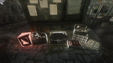 Bank Safes - Look through the windows while in playerhouse EN compatibility patch