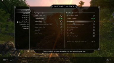 Enderal Tracking Tool