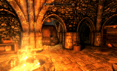 Enderal Smelter at the Suntemple