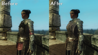 Better Wandering Mage Armor