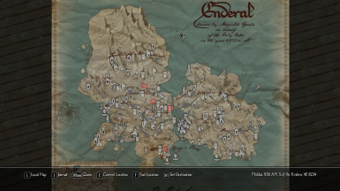 Guard Outposts of Enderal
