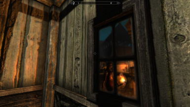 Look through the windows while in playerhouse - EN