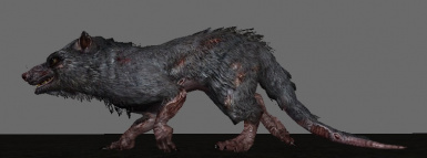 Sickening Skeevers enlarges head, feet and tail for a more aggressive appearance!