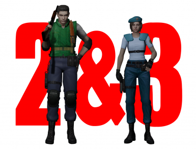 Classic costumes Extra volume - S.T.A.R.S. RE 2 and 3