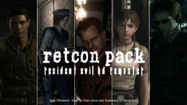 Retcon Pack (REmaster)