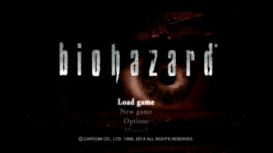 Resident Evil to Biohazard conversion