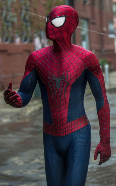 The Amazing Spider-Man 2 Movie Colours