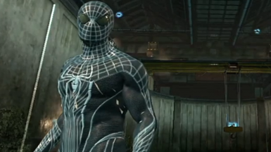 TASM 1 Black Suit Mod - Ported from the First Game