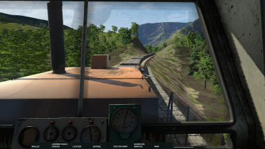 Harder Derail Flat Cars
