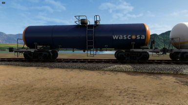 Derail Valley - Real fuel companies