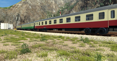 BR and NWR Express Coaches