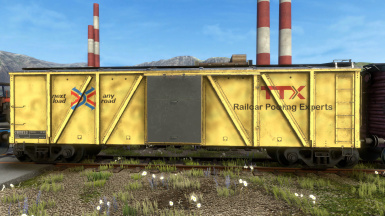 TTX Rolling Stock Livery Pack