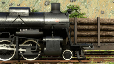 The Derail Valley Lumber Company 2-8-2