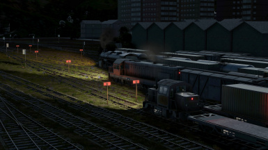 Locomotive Lights