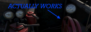 Realistic Steamer Overhaul