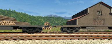 The Retextured Flatbed (Left) vs the Original Flatbed (Right)