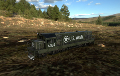 D6 Army Skin Solid Color