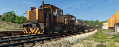 Multiple-unit Shunters