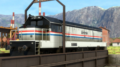 Amtrak phase 3