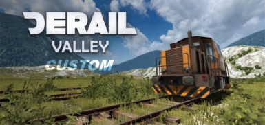 Derail Valley Custom