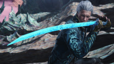 Devil Sword Vergil