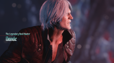 (Sparda's Boys White Hair mod by Daigron and Richer Red Dante coat by ThinRedPaste used)
