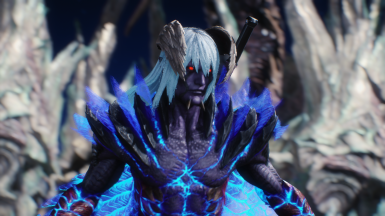 Lighter Devil Bringer and EX Devil Trigger