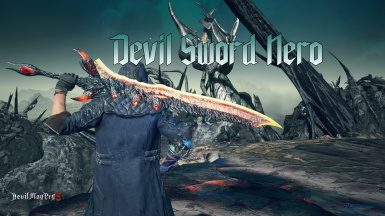 Devil Sword Nero
