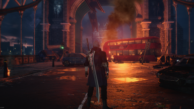 Devil May Cry 5 - Better Colors (ReShade)