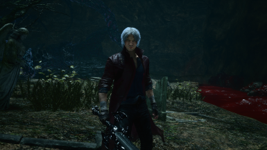 Simplified Dante Coat
