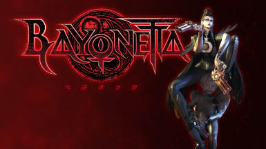 Bayonetta Announcer