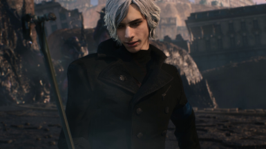 DmC Vergil's Coat for V
