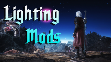 Bloody Palace Lighting Mods