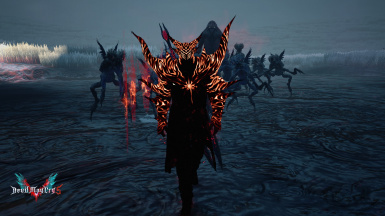 Dreadnought Devil Trigger At Devil May Cry 5 Nexus Mods