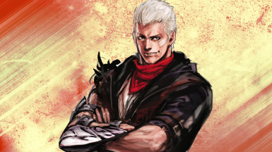God Hand Gene Style Announcer