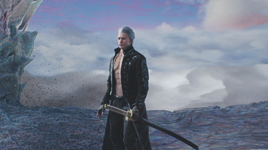 Vergil costume pack and DMC 4 DT