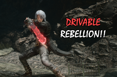 Rebellion With Drive