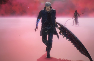 Sparda Sword Weapon Replacements