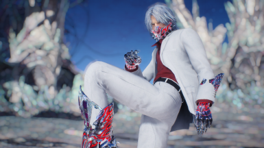 Kiryu Costume for Dante