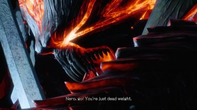 Sin Devil Trigger Replaces Devil Trigger