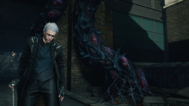 Playable Vergil