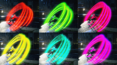 Nero Effects and Glow Color Pack